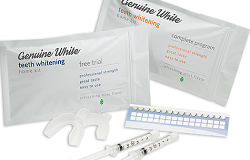 Genuine White Teeth Whitening System