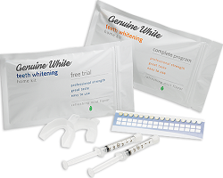 Genuine White Teeth Whitening System