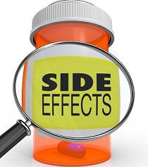 Jonathan Thorpe side effects