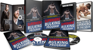 Superhero Bulking Program